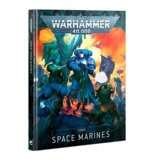 Codex: Space Marines (DE)